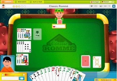 Romme Spielen Online