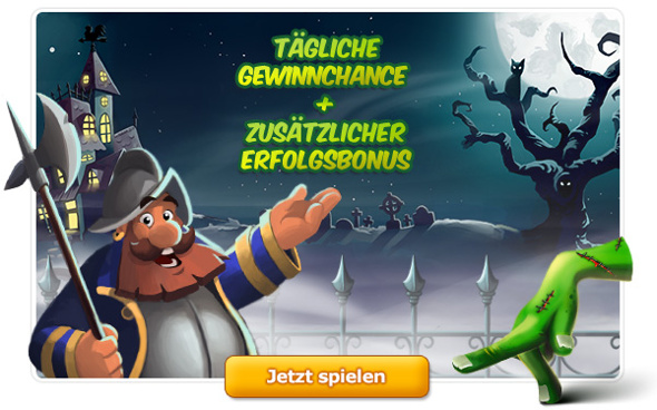GameDuell Halloween Special